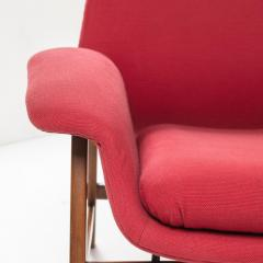 Cassina Pair of Armchairs by Gianfranco Frattini for Cassina - 1179264