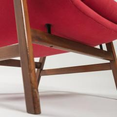 Cassina Pair of Armchairs by Gianfranco Frattini for Cassina - 1179265