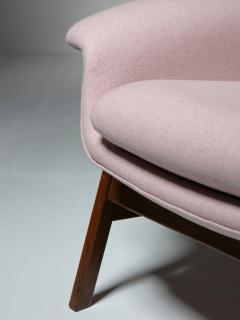 Cassina Pair of Armchairs by Gianfranco Frattini for Cassina - 1392797