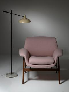 Cassina Pair of Armchairs by Gianfranco Frattini for Cassina - 1392798