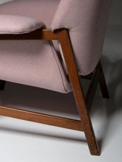 Cassina Pair of Armchairs by Gianfranco Frattini for Cassina - 1392799