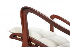 Cassina Rocking chair model 572 - 1245194