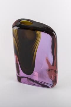 Cenedese Cenedese Murano blown by Tosi designed Antonio da Ros sculpture vase - 1275734