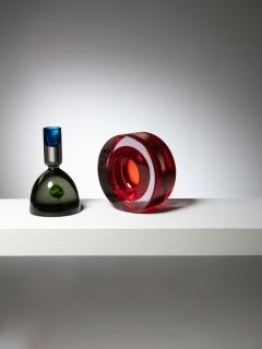 Cenedese Pair of Cenedese Glass Pieces - 1143064
