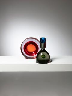 Cenedese Pair of Cenedese Glass Pieces - 1143065