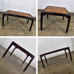 Century Furniture Vintage chinoiserie hollywood regency chin hua dining table by raymond k sobota - 1938882