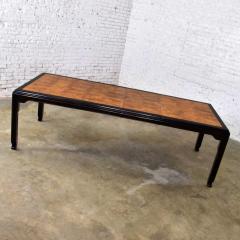 Century Furniture Vintage chinoiserie hollywood regency chin hua dining table by raymond k sobota - 1938884