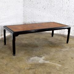 Century Furniture Vintage chinoiserie hollywood regency chin hua dining table by raymond k sobota - 1938899