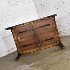 Century Furniture Vintage chinoiserie hollywood regency chin hua dining table by raymond k sobota - 1938900