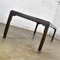 Century Furniture Vintage chinoiserie hollywood regency chin hua dining table by raymond k sobota - 1938908