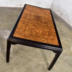 Century Furniture Vintage chinoiserie hollywood regency chin hua dining table by raymond k sobota - 1938916