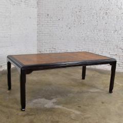 Century Furniture Vintage chinoiserie hollywood regency chin hua dining table by raymond k sobota - 1938927