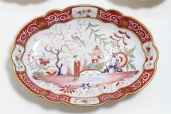 Chamberlain Worcester Chamberlains Worchester Flight Barr and Barr Porcelain Dessert Service - 1925536