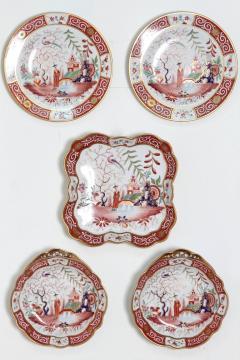 Chamberlain Worcester Chamberlains Worchester Flight Barr and Barr Porcelain Dessert Service - 1925538