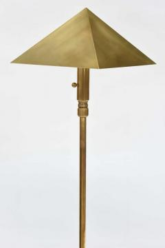 Chapman Manufacturing Company American Pair of Brass Adjustable Table or Floor Lamps Chapman - 364245