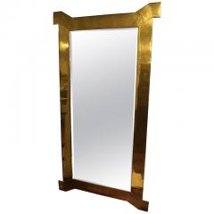 Chapman Mfg Co Custom Solid Brass Mirror by Chapman - 742013