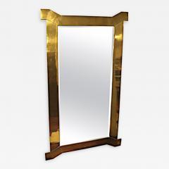 Chapman Mfg Co Custom Solid Brass Mirror by Chapman - 742089