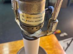 Chapman Mfg Co MODERNIST BRONZE FROG LAMP BY CHAPMAN - 1656692