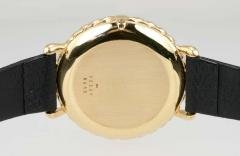 Chopard Chopard Ladys Yellow Gold Twisted Bezel Wristwatch Circa 1970s - 181477