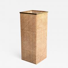 Christian Dior Christian Dior home lucite and cane umbrella holder - 1059351