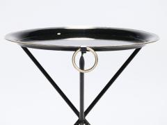 Christian Dior Signed Christian Dior folding side table 1970 s - 985684