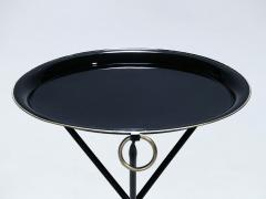 Christian Dior Signed Christian Dior folding side table 1970 s - 985687