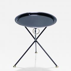 Christian Dior Signed Christian Dior folding side table 1970 s - 988063