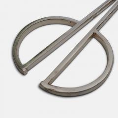 Christofle Christofle Modernist Silver Grape Scissors 1960s - 1137511