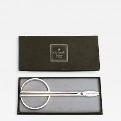 Christofle Christofle Modernist Silver Grape Scissors 1960s - 1138199