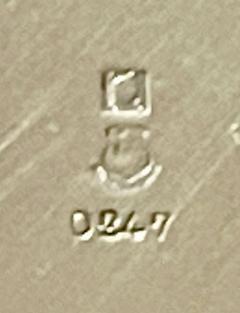 Christofle Galia for Christofle Silver Bowl with Rams Head - 1807101
