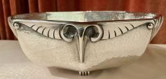 Christofle Galia for Christofle Silver Bowl with Rams Head - 1807105