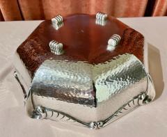 Christofle Galia for Christofle Silver Bowl with Rams Head - 1807106