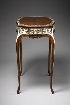 Collinson and Lock Lock Rosewood Ivory Centre Table of Supreme Quality and Design - 1247738