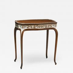 Collinson and Lock Lock Rosewood Ivory Centre Table of Supreme Quality and Design - 1249164