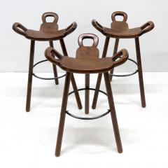 Confonorm Brutalist Marbella Bar Stools by Confonorm 1970 - 1038743