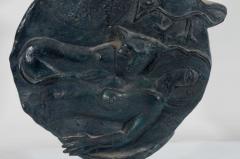 Corneille Belgium Solid Bronze Sculpture Signed Corneille and Numbered - 769656