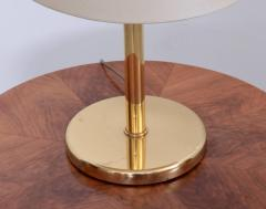 Cosack Leuchten Pair of 1970s Brass Table Lamps by Cosack Lights Germany - 550720