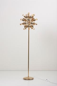 Cosack Leuchten Sputnik Floor Lamp in Brass by Cosack Leuchten Germany - 823893