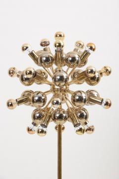 Cosack Leuchten Sputnik Floor Lamp in Brass by Cosack Leuchten Germany - 823896
