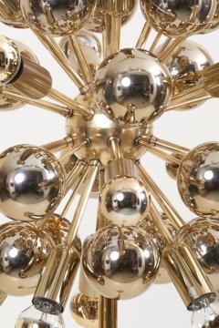 Cosack Leuchten Sputnik Floor Lamp in Brass by Cosack Leuchten Germany - 823897