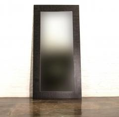 Costantini Design Black Maple Wood Large Standing Mirror from Costantini In Stock - 1987704