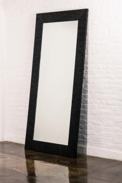 Costantini Design Black Maple Wood Large Standing Mirror from Costantini In Stock - 1987856