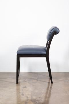 Costantini Design Contemporary Art Deco Style Leather Dining Chair from Costantini Gianni - 2121552