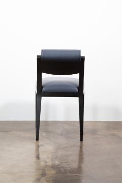 Costantini Design Contemporary Art Deco Style Leather Dining Chair from Costantini Gianni - 2121555