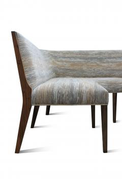Costantini Design Contemporary Custom Made Carina Dining Booth in Fabric from Costantini - 1879301