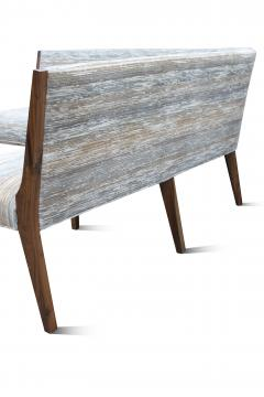 Costantini Design Contemporary Custom Made Carina Dining Booth in Fabric from Costantini - 1879303