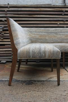 Costantini Design Contemporary Custom Made Carina Dining Booth in Fabric from Costantini - 1879306