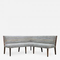 Costantini Design Contemporary Custom Made Carina Dining Booth in Fabric from Costantini - 1880491