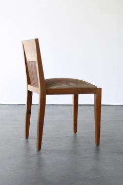 Costantini Design Contemporary Palermo Hollywood Wood Upholstered Dining Chair from Costantini - 1686677