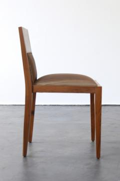 Costantini Design Contemporary Palermo Hollywood Wood Upholstered Dining Chair from Costantini - 1686678